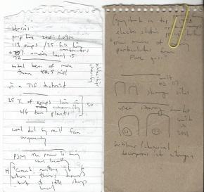 pilsen coal notes 3 notes